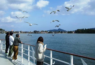 Sample route to explore Amanohashidate 1-Day trip