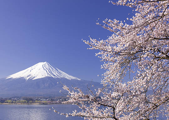 Oshino Hakkai (Springs of Mt. Fuji)