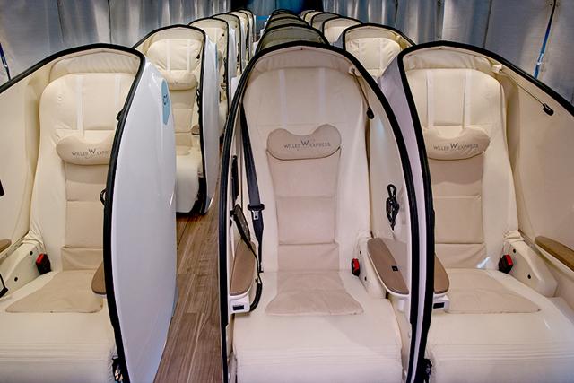 Seat Types Reborn Willer Highway Bus Night Bus In Japan